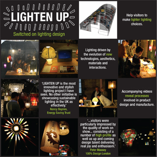 Lighten Up Exhibition
